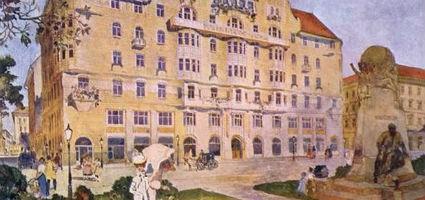 Gutenberg Otthon, Budapest