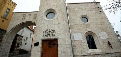 Hősök Kapuja, Veszprém