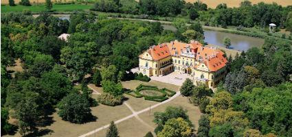 Nagymágocsi Károlyi Kastély és Angolparkja