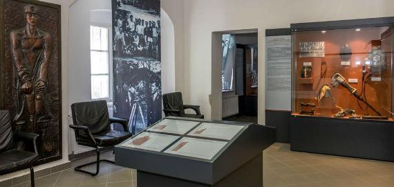 Mecseki Bányászati Múzeum - Bányászattörténeti Kiállítás és Könyvtár