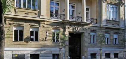 Postamúzeum, Budapest