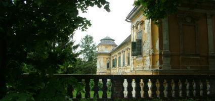 Prónay-kastély, Acsa