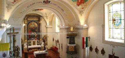 Római katolikus templom, Sopronkövesd