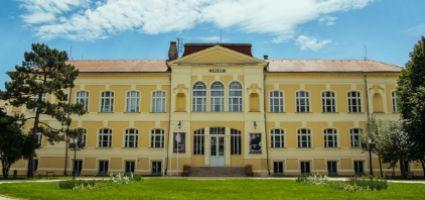 A felújított Savaria Múzeum, Szombathely