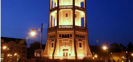 Szent István téri víztorony, Szeged