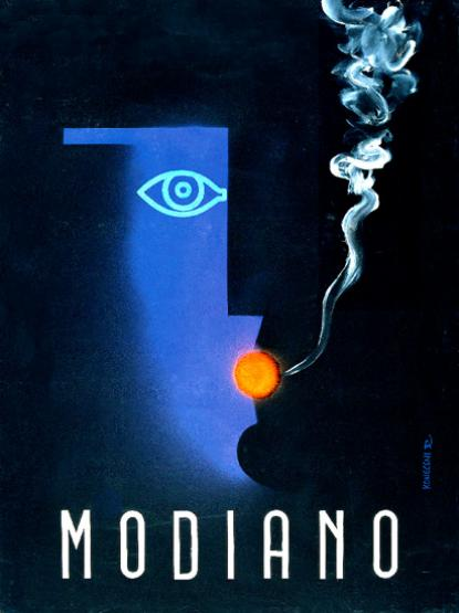 Modiano. The Design of a Commercial Poster 1932/1968. (Hungarian National Galley, Graphics collection)