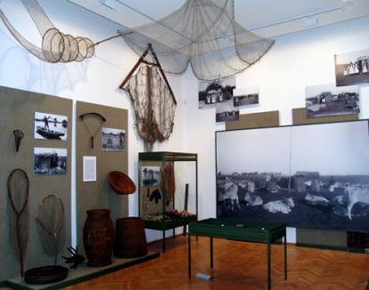 Szabó Kálmán halászati gyűjteménye