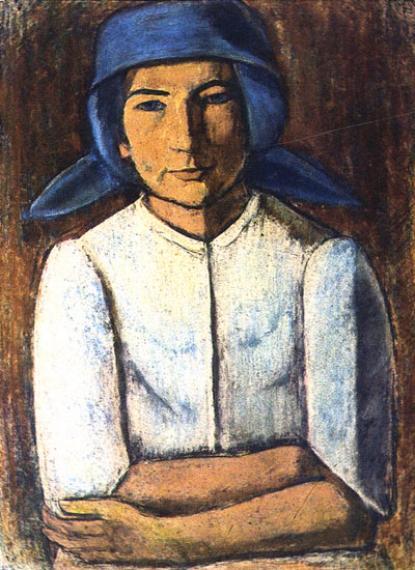 István Nagy: Deer, 1929