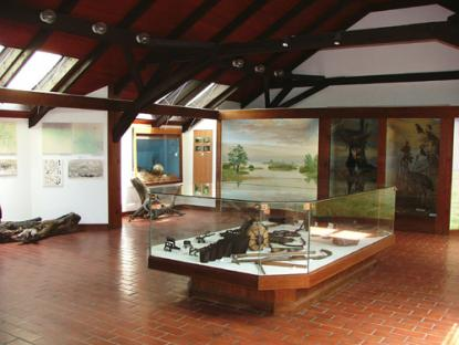 A taste of the permanent exhibition