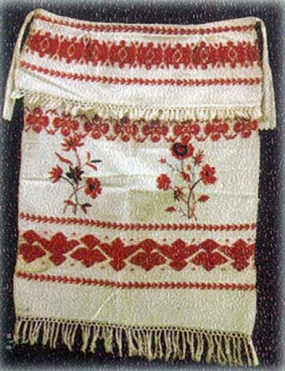 Popular embroidery
