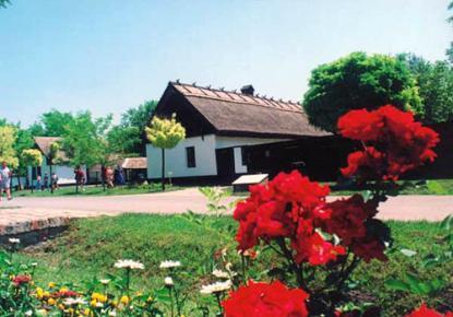 Csongrád fisher house