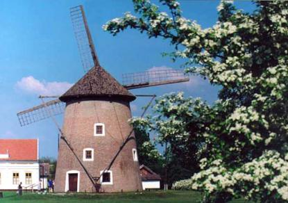The Windmill of Szentes-Dónát