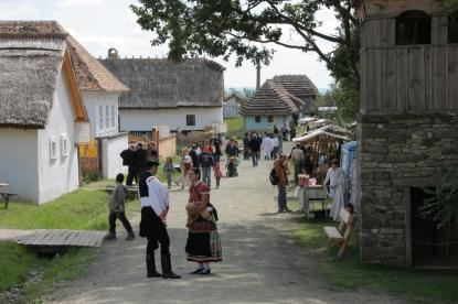 The Village Region in Northern Hungary