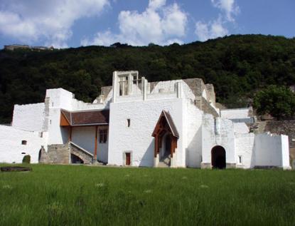 A palota épülete