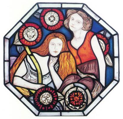 Róth Miksa: Nővérek, 1910 körül