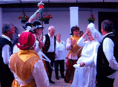 The Proceedings of a Wedding