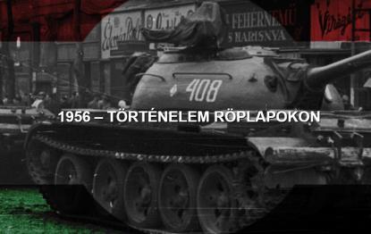 Történelem röplapokon: 1956