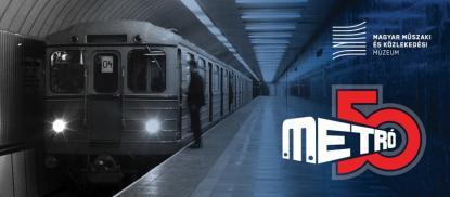 """50 éves a \""""piros metró\"""""""