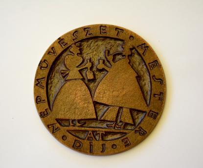A Népművészet Mestere díj