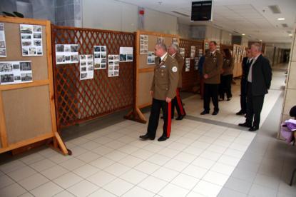 Aneszteziológiai kiállítás nyílt a Honvédkórházban