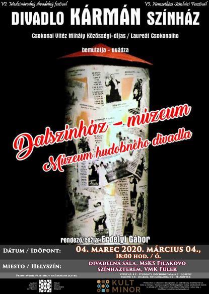 Kármán Dalszínház-Múzeum