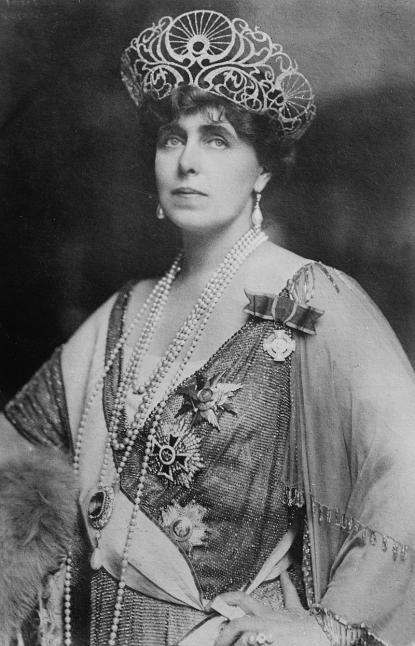 """""""Nagy"""" Mária, Románia királynéja"""