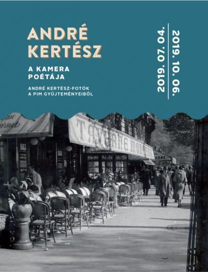 André Kertész – A kamera poétája