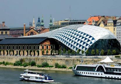 Bálna Budapest Kereskedelmi és Kulturális Központ