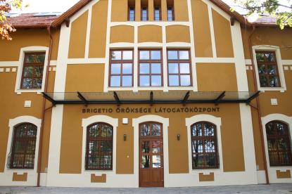 Brigetio Látogatóközpont