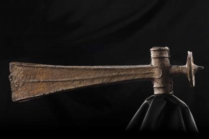 Bronzcsákány, Késő bronzkor, Ópályi horizont, Kr. e. XI. század\r\n
