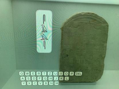 Egyiptomi kiállítás