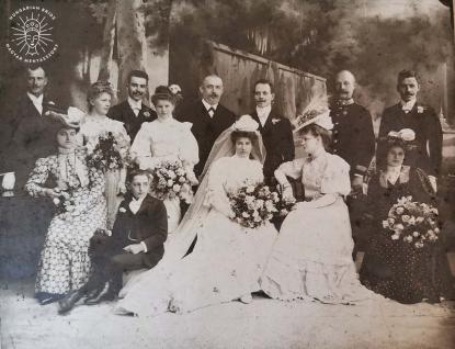 Hajdani esküvő