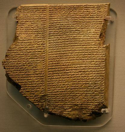 Gilgames táblája