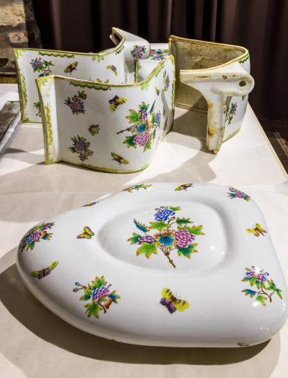 Herendi porcelán