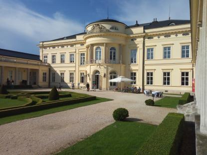 Károlyi kastély, Fehérvárcsurgó