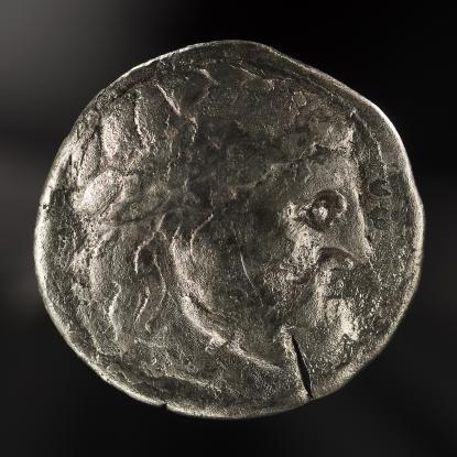 Kelta pénz; kor: a késő vaskor, kelta kor, Kr. e. III. század