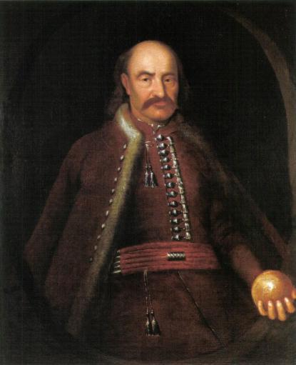 Koháry István országbíró (1649-1731) - Ismeretlen művész, 18. század első negyede\r\n