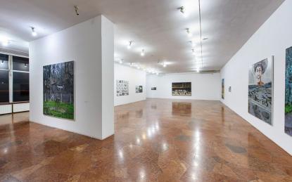 Laszlo Milasovszky kiállítása