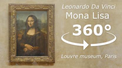 Útra kelhet a Mona Lisa