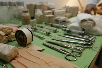 Sebészeti eszközök