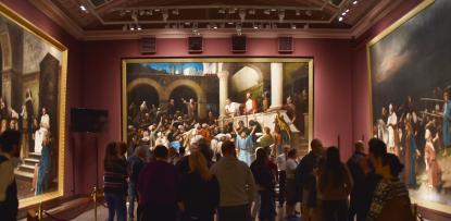 Múzeumok Éjszakája a Déri Múzeumban