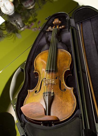 1697-ben készült Stradivari mester műhelyében<br>Fotó: Sulyok Miklós