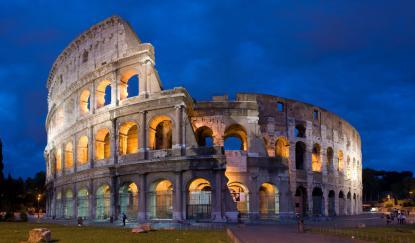 Colosseum<br>Forrás: Wikipédia