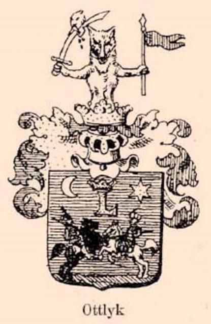 Az Ottlyk család címere