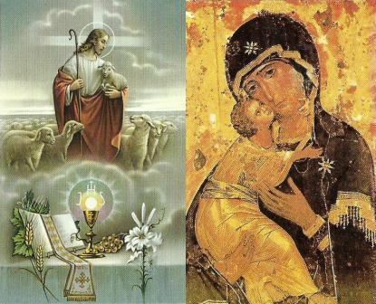 Papi emléklapok pappá szentelés, első mise, arany mise, stb. alkalmából