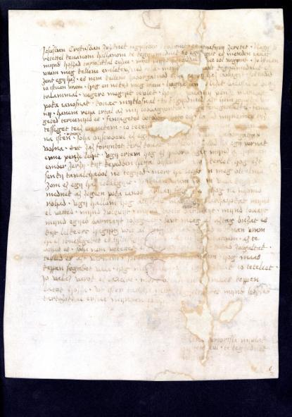 A Ráskay Lea-levél