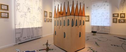 A Réber-kiállítás