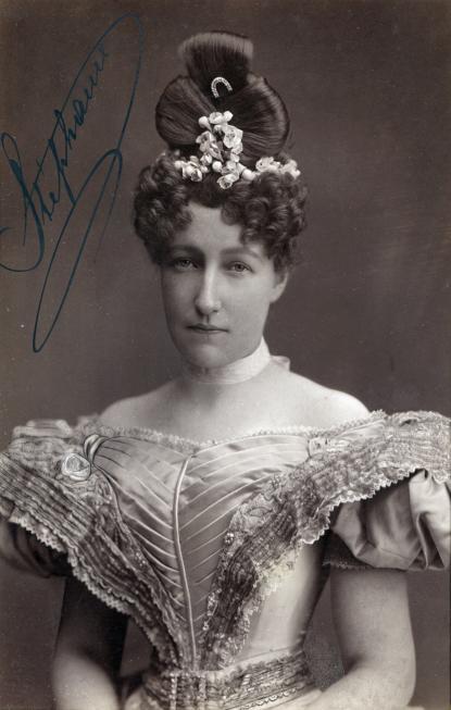 Stefánia főhercegnő (1864-1945)