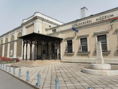 A Strohmayer Ferenc által felújított Közlekedési Múzeum