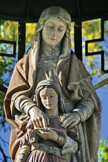 Szent Anna Márával